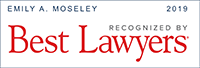 Best Lawyers 2019 -Emily Moseley